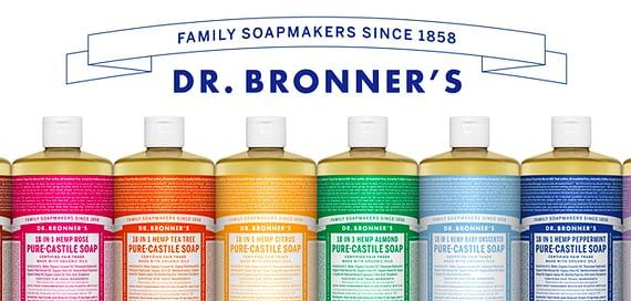 Dr. Bronners