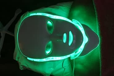 Alpstein Kosmetik LED Maske